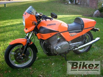 1984 Laverda 1000 RGS-Jota photo