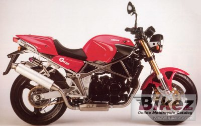 1997 Laverda Ghost photo