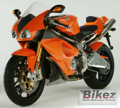 2004 Laverda SFC 1000 photo