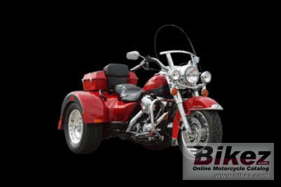 2010 Lehman Trikes Renegade Road King photo