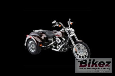 2010 Lehman Trikes Renegade Dyna photo