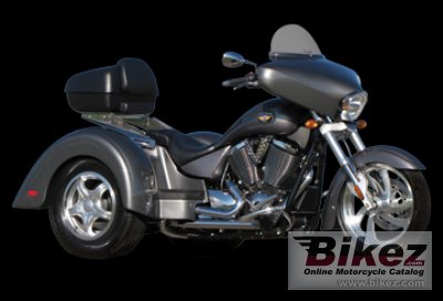 2010 Lehman Trikes PitBoss photo