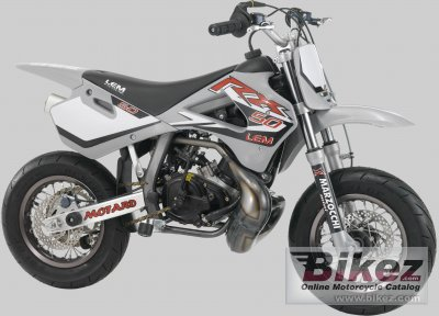 2007 Lem RX2 Motard photo