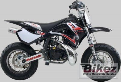 2007 Lem RX2 Motard 70cc