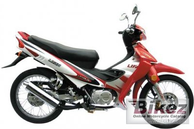 2008 Lifan LF125 Smart photo