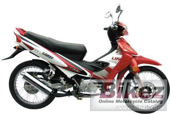 Big Lifan lf125 smart picture and wallpaper from Bikez.com