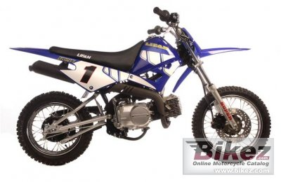 2008 Lifan LF110 Super X photo