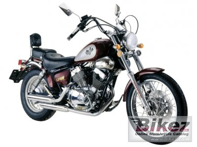2009 Lifan LF250 Cruiser photo