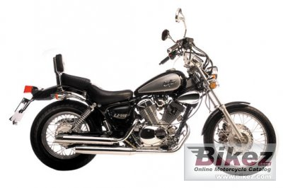 2009 Lifan Delta 250cc V Twin photo