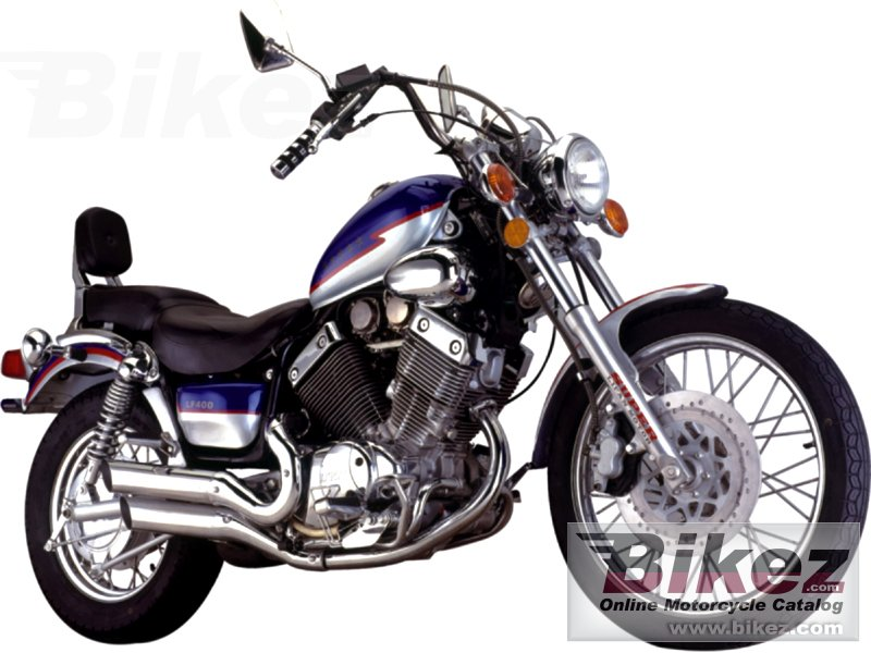 Big Lifan lf400 v twin picture and wallpaper from Bikez.com