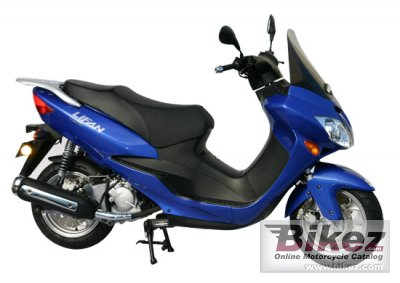 2009 Lifan LF250 Elite photo