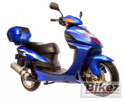 2009 Lifan Matrix 125 photo