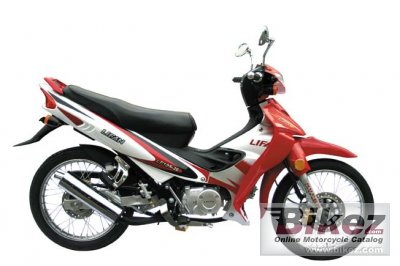 2009 Lifan Smart 125 photo