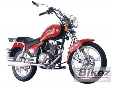 2009 Lifan LF125-7D