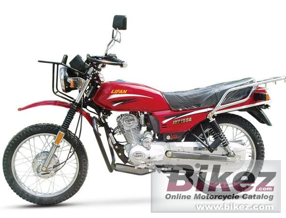 Big Lifan lf125-3 cross picture and wallpaper from Bikez.com