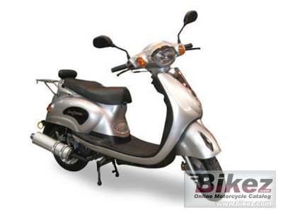 2012 Lifan LF125-9A photo