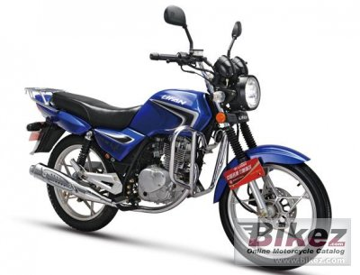 2012 Lifan LF125-10K photo