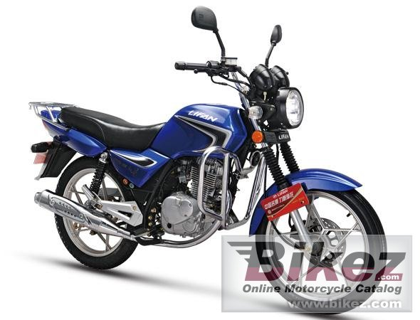 Big Lifan lf125-10k picture and wallpaper from Bikez.com