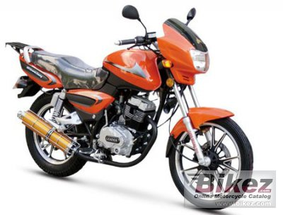2012 Lifan LF150-13H photo