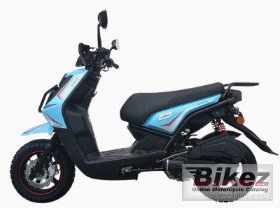 2020 Lifan BWS125
