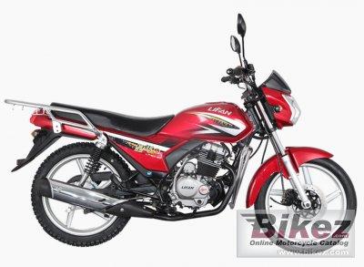 2020 Lifan Homas 150