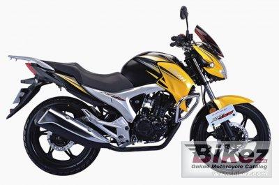 2020 Lifan KP150F