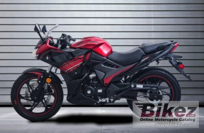 2020 Lifan KPR 200