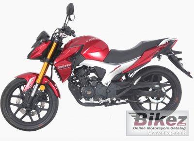 2020 Lifan KPS200
