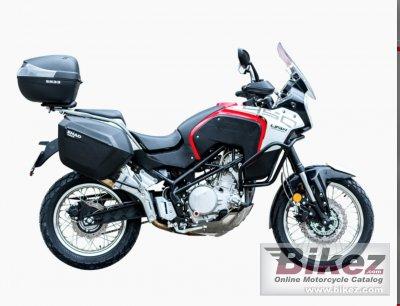 2020 Lifan KPT450