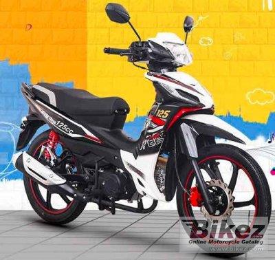 2020 Lifan PK125M