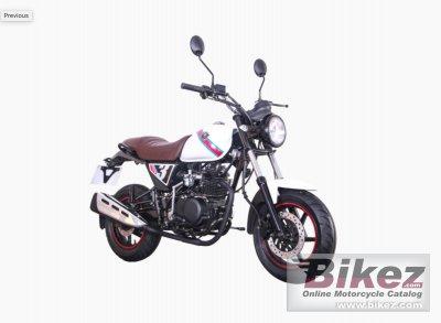 2020 Lifan Pony 100