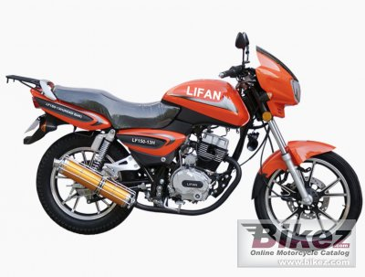 2020 Lifan Road Bar 150