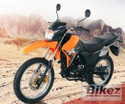 2020 Lifan X-Pect 200