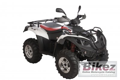 2010 Linhai ATV Dragon Fly 400 photo