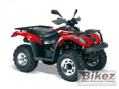 2015 Linhai ATV Goon 300 specifications and pictures