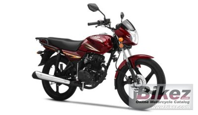 2013 Loncin LX125-71A City Star L photo