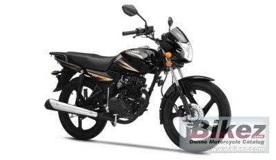 2013 Loncin LX125-71A City Star L