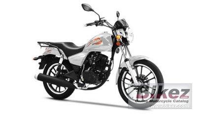 2013 Loncin LX150-58 Yorobo