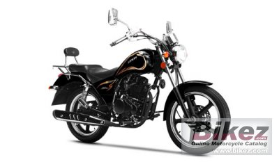 2013 Loncin JL150-23 Hesion photo