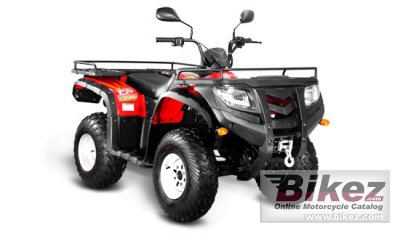 2013 Loncin LX250ATV-F Leopard photo