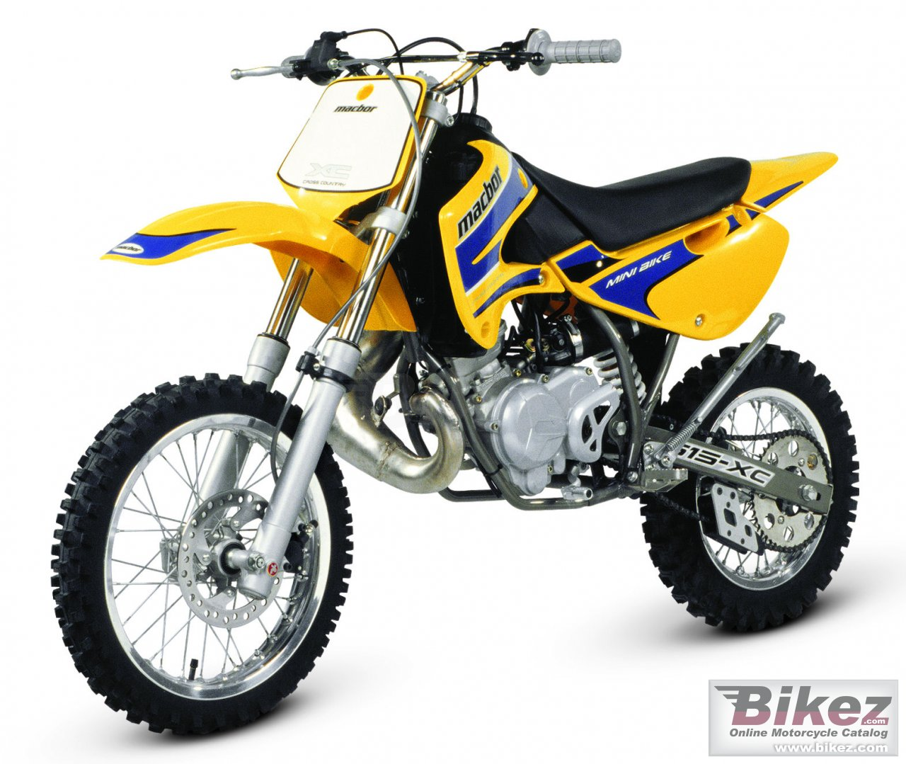 Big Macbor xc 512 r 6v picture and wallpaper from Bikez.com