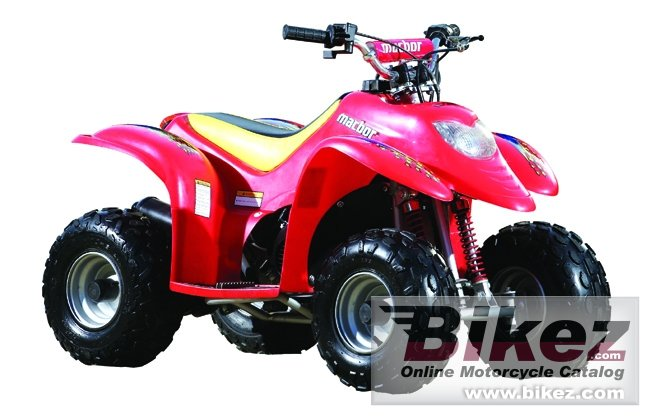 Macbor ATV CX 50 Mini