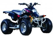 2009 Macbor ATV CX 250R