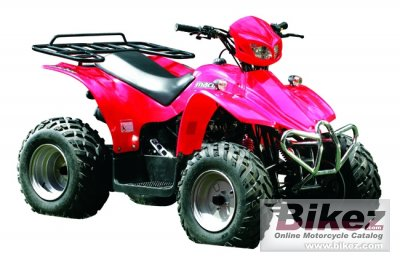 2009 Macbor ATV CX 180