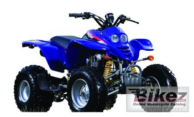 2009 Macbor ATV CX 200