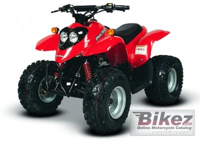 2009 Macbor ATV CX 50