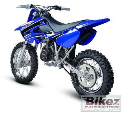 2009 Macbor XC512 S