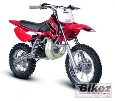 2009 Macbor XC512 T