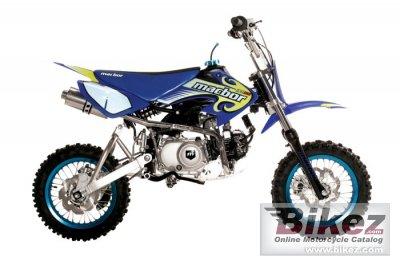 2009 Macbor XCR125