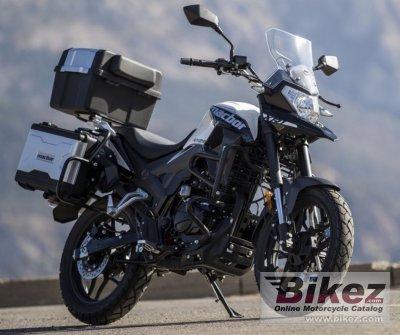 2021 Macbor Montana XR1